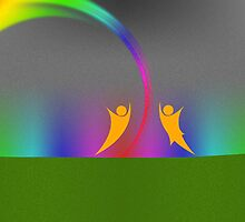 Rainbow Dance v1 by pinak