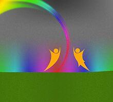 Rainbow Dance v1 by pinak