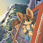 Cable Car Ride - Softpaw Magazine by Dream Field Comics