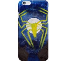 Spiderman - web maker iPhone Case/Skin