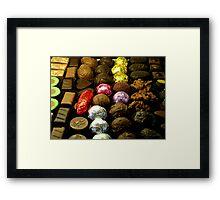Chocolate Sinsation Framed Print