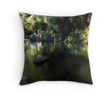 Light Games - Kangaroo Valley, NSW Throw Pillow