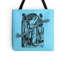 I Create My Life Every Day (in French) Tote Bag