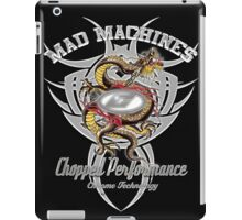 dragon chrome iPad Case/Skin