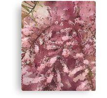 Pink Blossom Canvas Print