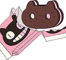 Cookie Cat by Hunter-Nerd