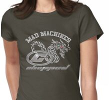 dragon ride! Womens Fitted T-Shirt