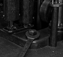 Steam works II by Matthew  Hornsby