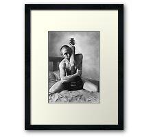 Self Portrait 01 Framed Print