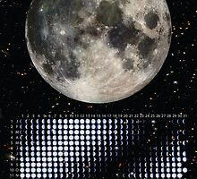 Moon Phase Calendar 2009 by justjoolz