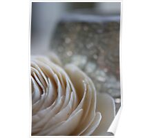 Flower & Candle  Poster