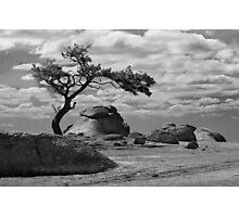 Dog Rocks Batesford Photographic Print