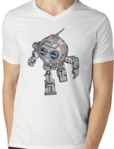 """TECHNO BOLT """"Shirts, Sweaters, and Hoodies"""" Mens V-Neck T-Shirt"""