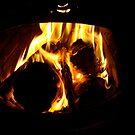 Warm Fire by malki21