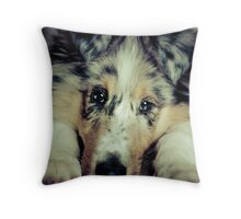 Folorn Throw Pillow