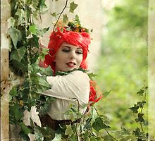 Dieselpunk Poison Ivy Embrace by atomicgirl