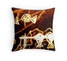 FEAST Throw Pillow