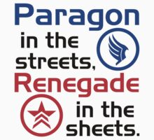 Paragon vs. Renegade Kids Clothes