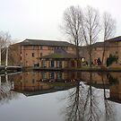 The University of York - James College by AARDVARK