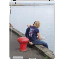 Nautical But Nice iPad Case/Skin