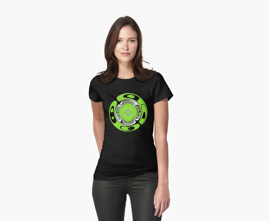 Celtic Tee by Agnes McGuinness