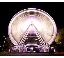 Perth Wheel Photographic Print