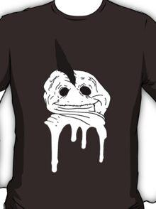 """""""6op"""" Dead Dog, Face T-Shirt"""