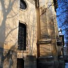 Lviv Churches - Dominican Church and Monastery by Mykola