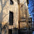Lviv Churches - Dominican Church and Monastery by Mykola