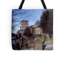 Easingwold Parish Church Tote Bag