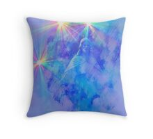 The Lord Returns Throw Pillow