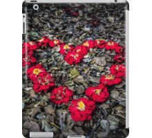Love is Nature, Nature is Love iPad Case/Skin