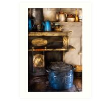 The Stove  Art Print