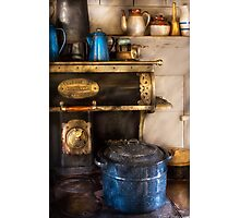 The Stove  Photographic Print