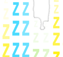 Sound Musical Sleep Sticker
