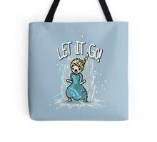 Super Saiyan Elsa Tote Bag