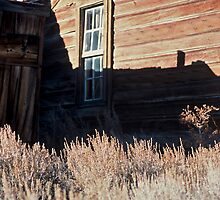 Late Afternoon - The ghost town of Bodie by Harry Snowden