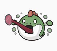 Super Smash Boos - Yoshi by PeekingBoo