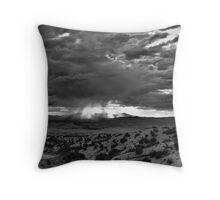 Monsoon Season Throw Pillow