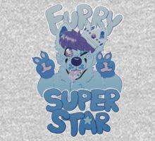 FURRY SUPERSTAR - color by bearbones
