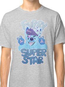 FURRY SUPERSTAR - color Classic T-Shirt