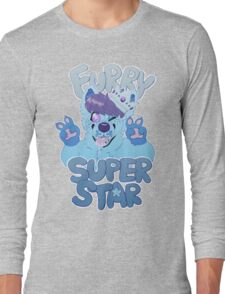 FURRY SUPERSTAR - color Long Sleeve T-Shirt