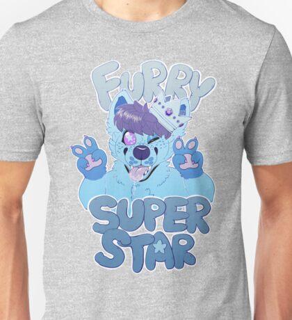 FURRY SUPERSTAR - color Unisex T-Shirt
