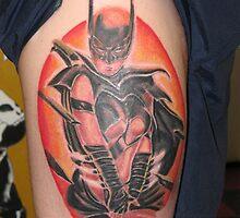 Batgirl  by Dan Casey Campbell