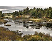 Magnetewan Territory, Ontario, Canada Photographic Print