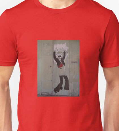 OLE - DOOR IN ARLES -SOUTH OF FRANCE Unisex T-Shirt