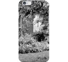 Plastic garden decoration iPhone Case/Skin