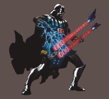 Darth Vader rocks da force! by shpalman85