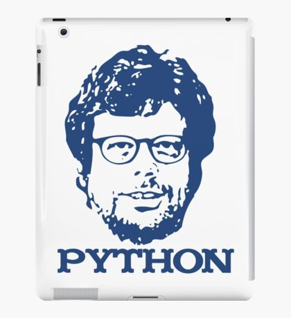 Guido + Python iPad Case/Skin