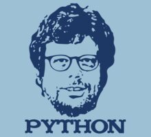 Guido + Python by Mahmoud Hashemi